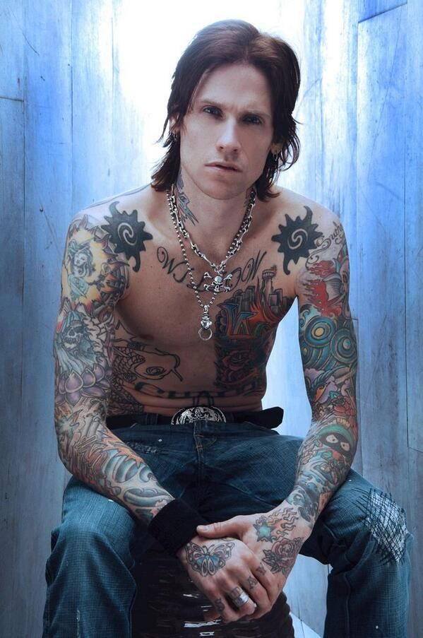 Josh Todd Buckcherry song lit up