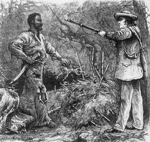 Why Nat Turner's Rebellion Made White Southerners Especially Fearful