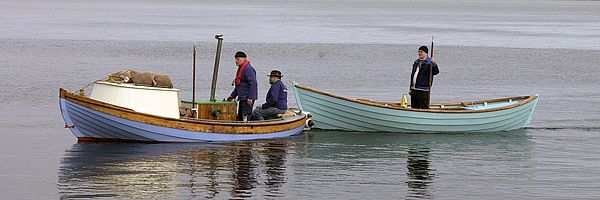 fjordfiskeri i Limfjorden
