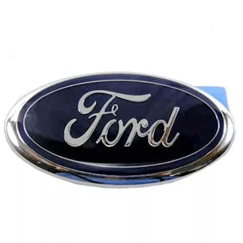 Emblema Ford Tampa Traseira Focus 2000-2009 Original * - R$ 91,30
