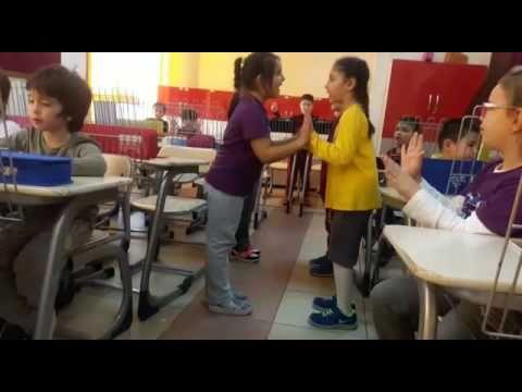 Merhaba Orff Şarkısı Hareketleri Şarkı Sözü Çukurova Bilfen Mektebim Okulu Ayla Çetkin - YouTube