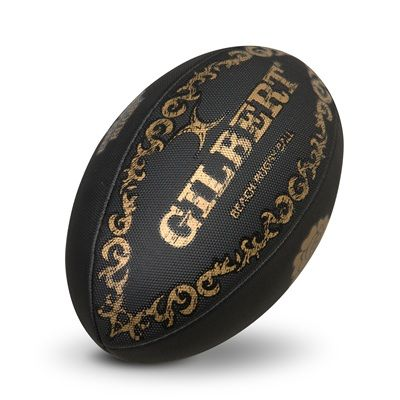 Gilbert England Rugby Beach Ball - Black