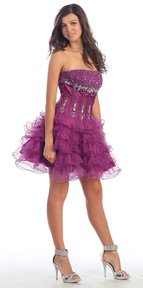 Mejores 14 imágenes de Prom Ideas en Pinterest | Colores, Vestido de ...