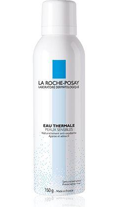 Tout savoir sur Eau Thermale de La Roche-Posay, un produit de la gamme Eau Thermale de La Roche-Posay recommandé pour Peaux sensibles, déshydratées. Conseils d'experts gratuits