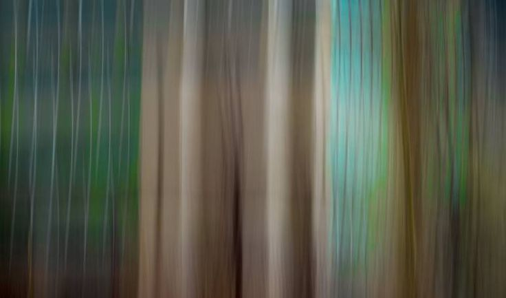 """Buy Abstract 96 - Limited Edition of 40, a Color on Aluminium by MAZ MAHJOOBI from United States. It portrays: Abstract, relevant to: slit, teal, turquoise, Abstract light, light painting, light and dark, blue green, motion blur, aquamarine, green, abstract photo, Vertical stripes """"Abstract 96""""  Fine Art HD Metal Print, professionally printed and transferred into high gloss finish aluminum using special sublimation inks. HD Metal Prints are by far the most vibrant and luminescent pr..."""