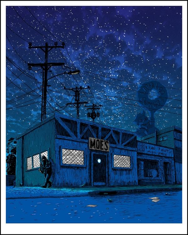 Amanda Huginkiss [The Simpsons Art]
