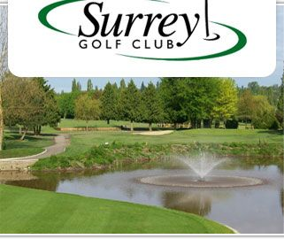 Surrey Golf Course - Facilities and Services