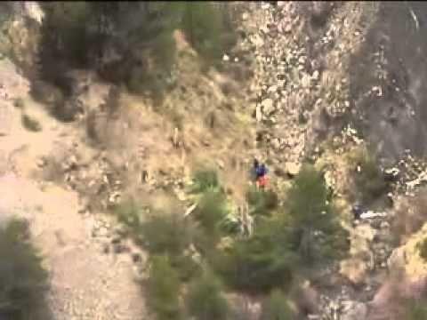 Black box found at Germanwings Alps crash site - new
