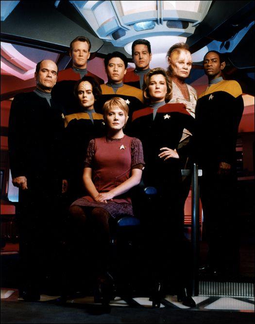 Star Trek - Voyager.