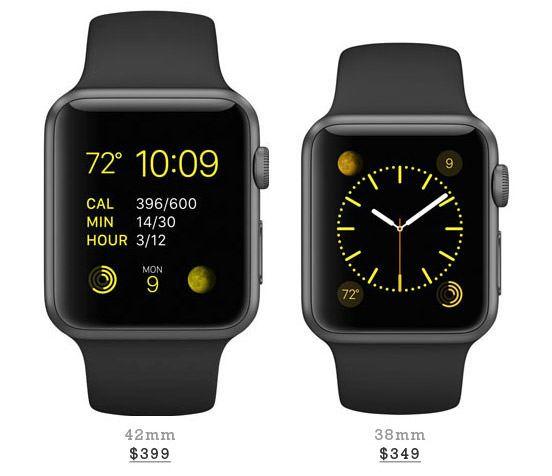 Apple Watch Black / Black