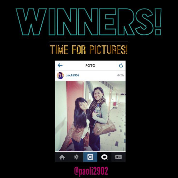 Segunda pareja ganadora de Concurso Time for Pictures