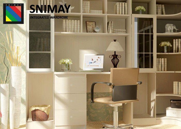 China estantes para libros por encargo de los muebles de - Mueble ordenador salon ...