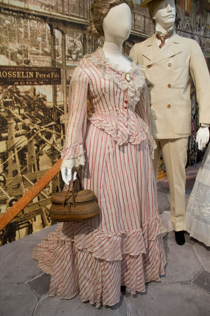 Gemeentemuseum the Hague exhibition on 19th century fashion - Victorian Dress