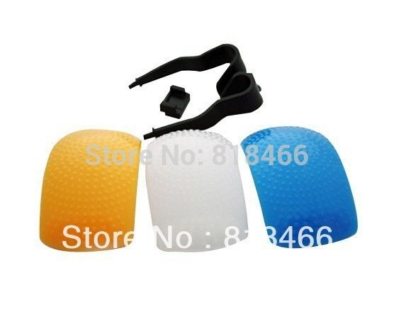 free shipping  3 Color Pop up Flash Diffuser For sony canon 500d 600d 700d 70d 5d3 Nikon D90 D7000 D5100 D3000 D80 D70 D60 D3100