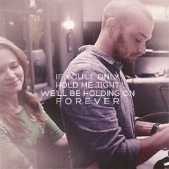 april kepner & jackson avery <3 japril. finally together! loved this episode so much, the ending was perfect! greys anatomy. at mint to be
