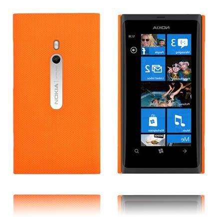 Supreme (Orange) Nokia Lumia 800 Cover