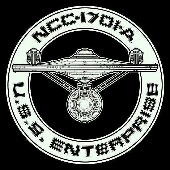 Star Trek: USS Enterprise NCC-1701-A Logo