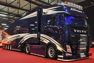 [D] MB Transporte Volvo FH Mark 4 RZ FH 540