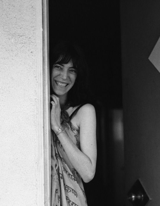 Patti Smith by Donna Santisi