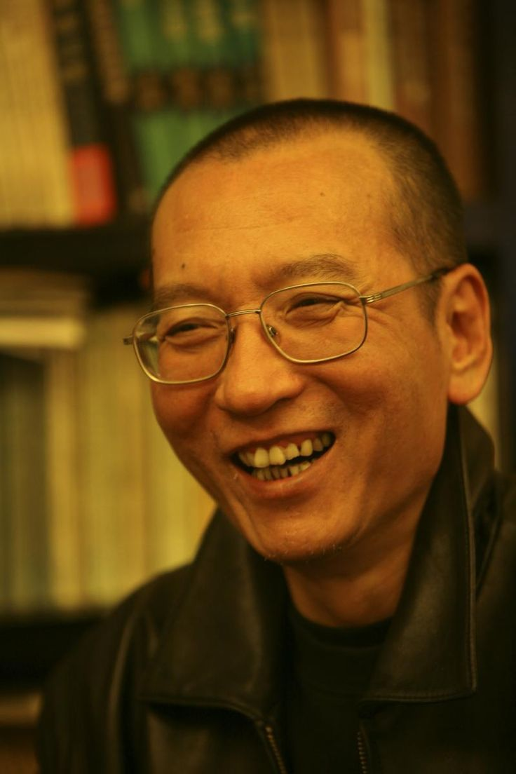 Liu xiaobo 2010 nobel peace prize chinese professor writer and human rights activist