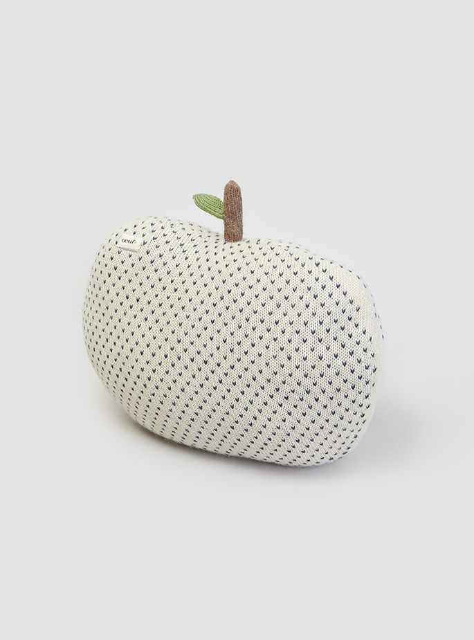 Couverture and The Garbstore - Homeware - Oeuf - Apple Pillow
