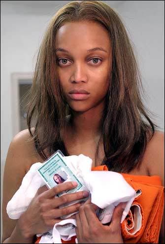 Tyra Banks Without Makeup | Tyra Banks Without Makeup On Show