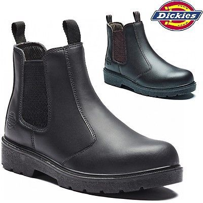 Mens dickies lightweight dealer #chelsea #steel toe cap #safety work boots shoes ,  View more on the LINK: http://www.zeppy.io/product/gb/2/191797225768/