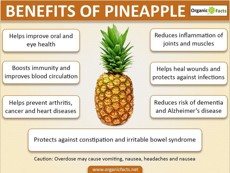 The benefits of pineapple include their ability to improve respiratory health, cure coughs and colds, improve digestion and help in weight loss