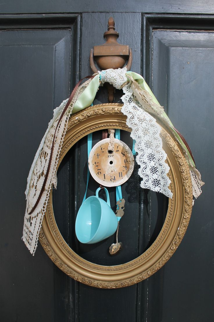 """Southern Vintage Rentals- Alice in Wonderland Tea Party Bridal Shower..fits in with the traditional """"something borrowed, something blue"""" theme"""