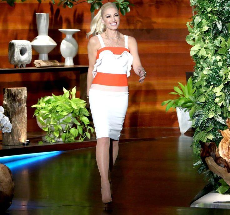 Gwen Stefani on The Ellen DeGeneres Show