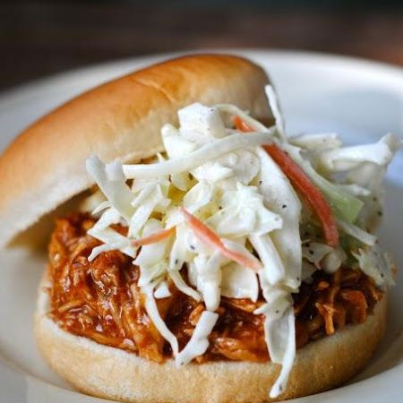 Angry Orchard Crisp AppleHard Cider Pulled Chicken