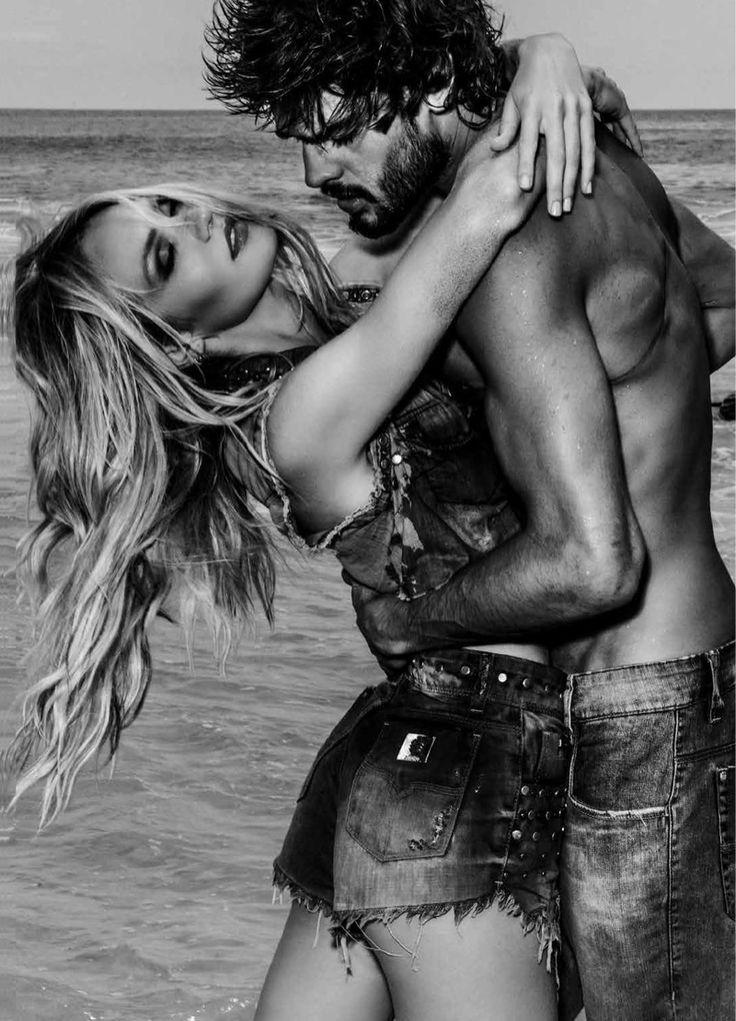 Кэндис Свейнпол является Smokin горячей в Osmoze Jeans Весна 2015 кампании