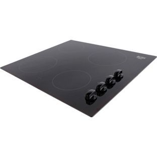 Buy Bush A60CK Ceramic Electric Hob - Black at Argos.co.uk - Your Online Shop for Electric hobs, Electric hobs.