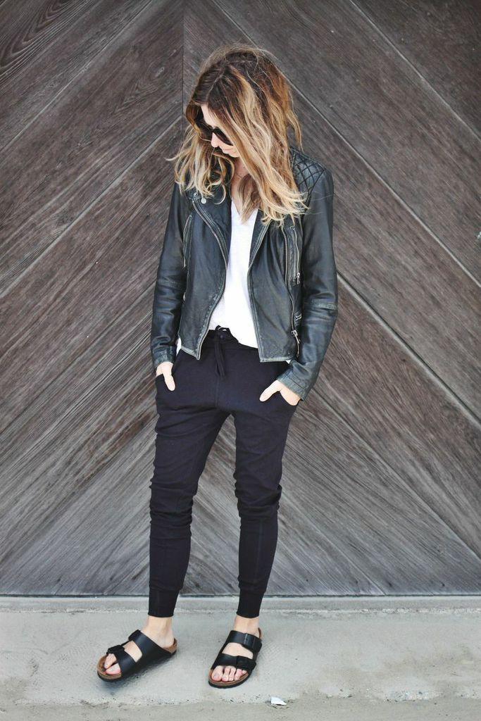 sweatpants-via-ruemag.com- how to wear sweats w/o looking like a slob