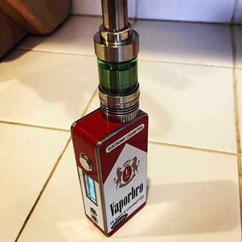 Vape - Vaping - Dampfen - Dampfe - e-zigarette - ecig - mechanical Box Mods