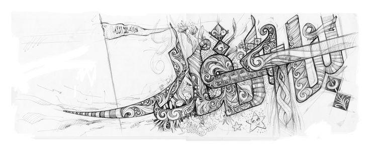 drawing of Laylat Al Qadr by taoufiq.deviantart.com on @deviantART