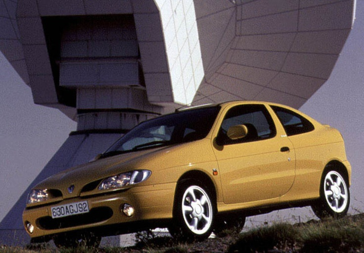 6to - Renault Megane Coupe