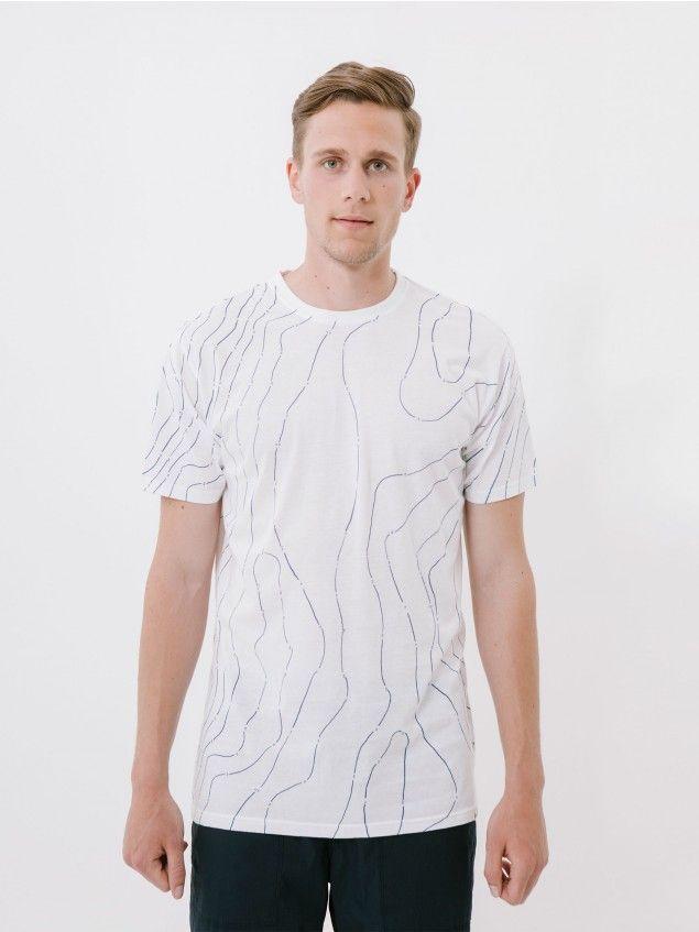 Carto White T-Shirt //