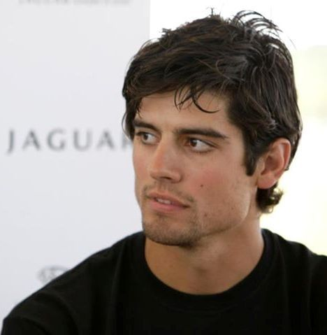 Alastair Cook- what more can I say?!