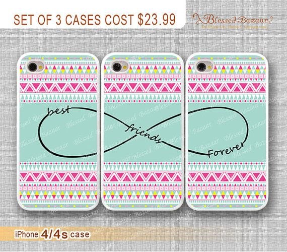 Best friends Forever infinity wish and Aztec by BlessedBazaar, $23.99 @Kelley Simpson @Katie Boyer Girls we need this!