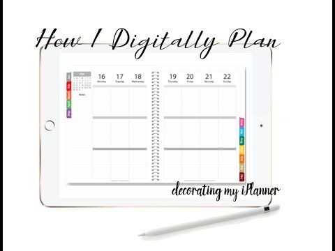 The Biz Plan Book Goes Digital! How to use it with the iPad Pro and Apple Pencil (or any other PDF) - YouTube
