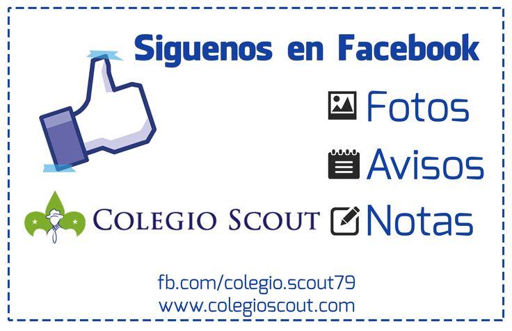 Cartel para los alumnos (no sé imprimió por que la institución aun no dan seguimiento a las redes sociales)