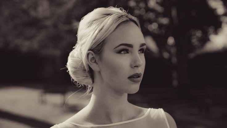 Bridal Shoot  Image by @tayfreemanfox  Hair & Makeup by @vmhairandmakeup