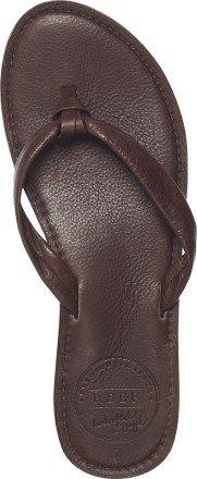 Reef Creamy Leather Flip-Flops - Women\'s
