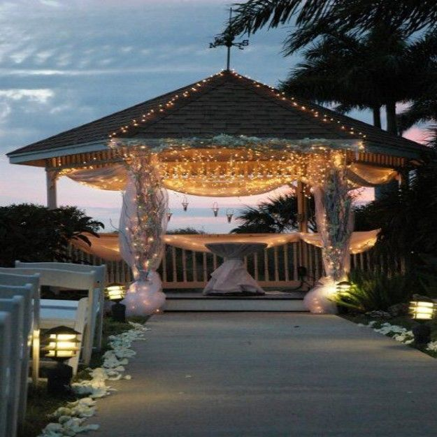 Backyard Gazebo Decor Ideas Gazebo Decorations Gazebo