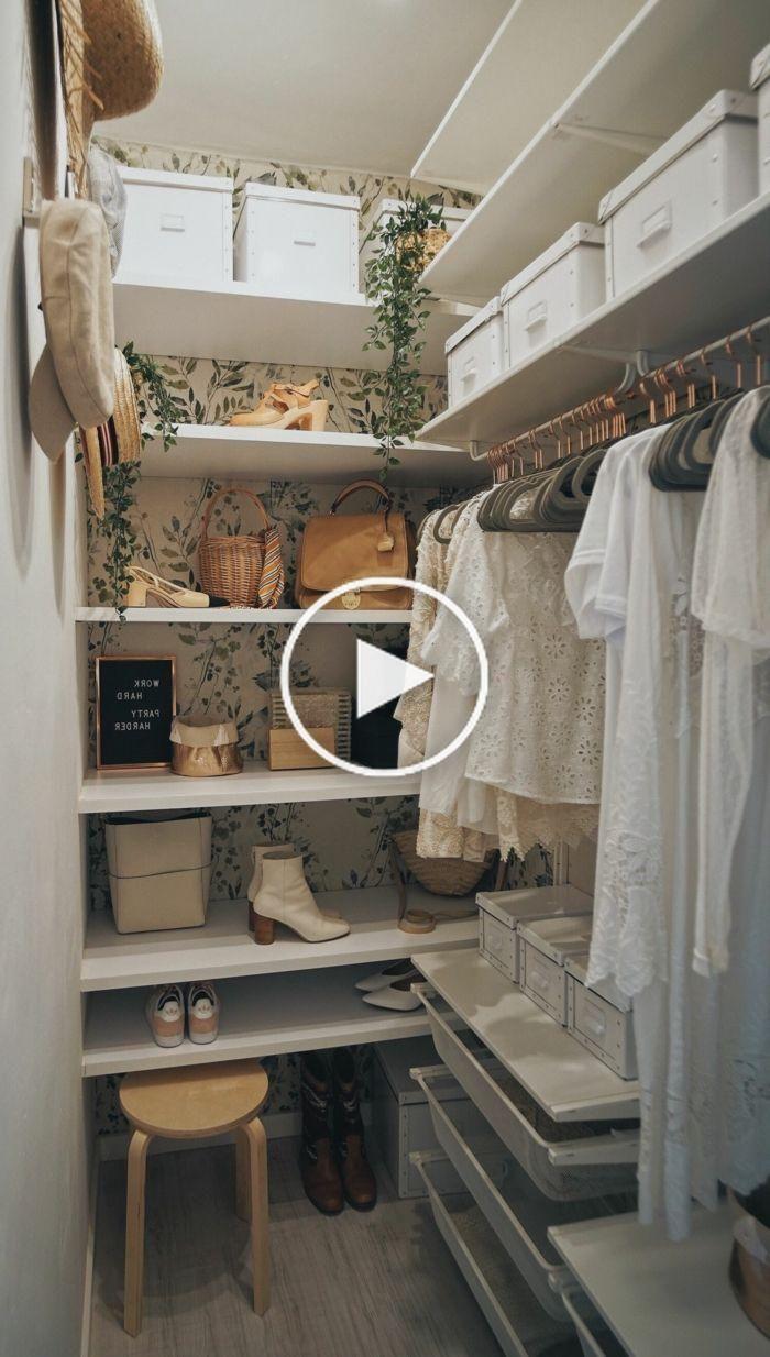 1001 Ideen Fur Ankleidezimmer Mobel Die Ihre Wohnung Verzaubern Werden In 2020 Ankleide Zimmer Ankleidezimmer Schrankdekoration