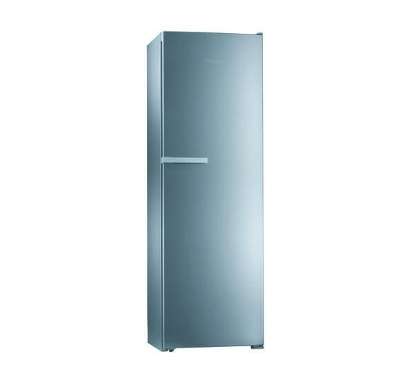 K12820SD EDT Tall Larder Fridge - Steel