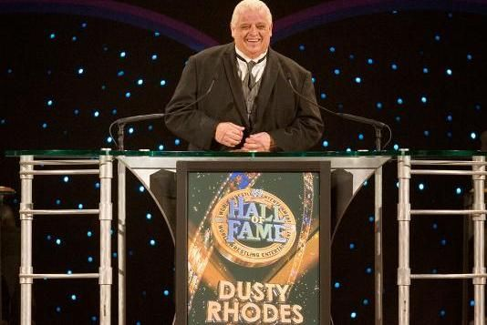 Dusty Rhodes, WWE Hall of Famer, Dies at Age 69