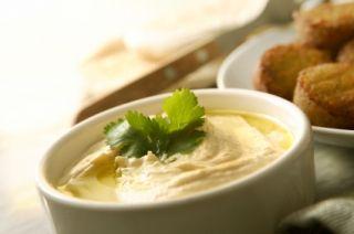 #Hummus à l'ail maison #recettesduqc