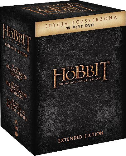 Trylogia: Hobbit (wydanie rozszerzone) -   Jackson Peter , tylko w empik.com: 300,99 zł. Przeczytaj recenzję Trylogia: Hobbit (wydanie rozszerzone). Zamów dostawę do dowolnego salonu i zapłać przy odbiorze!